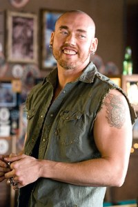 Kevin Durand, a man of a thousand races.